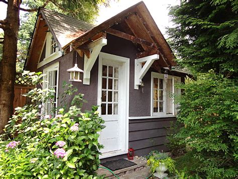 Backyard Cabin Ideas by Garden Cottages And Small Sheds For Your Outdoor Space