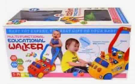 Anak Kreatif Cerdas Learning Easel Papan Tulis 3 In 2 toko mainan edukatif