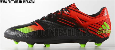 messi shoes 2015 striking adidas messi 2015 2016 boots leaked footy headlines