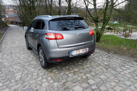 peugeot 4wd peugeot 4008 1 6 hdi 4wd auto55 be tests