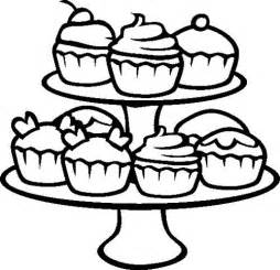 cupcake coloring pages cupcakes coloring page dibuixos coloring