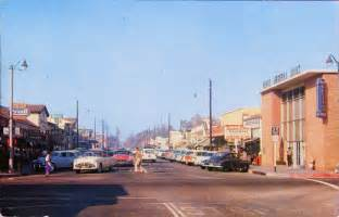 garden grove ca 1950 s garden grove downtown photo