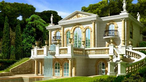 mansion home designs architectural design luxury house design