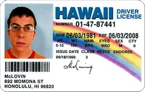 Mclovin Id Template how nyu students dupe bouncers with ids and make