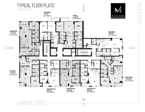 historical concepts floor plans marlowe downtown houston stylized living autos post