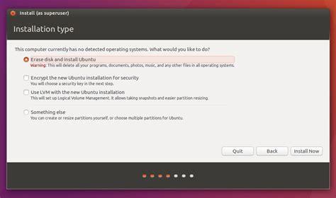 tutorial linux ubuntu cara install ubuntu 16 04 tutorial linux