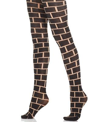patterned tights macy s pretty polly bricking it pattern tights