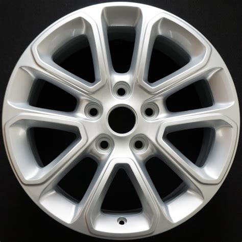 stock jeep wheels and tires jeep 9136s oem wheel 1vh40dd5aa oem original alloy wheel