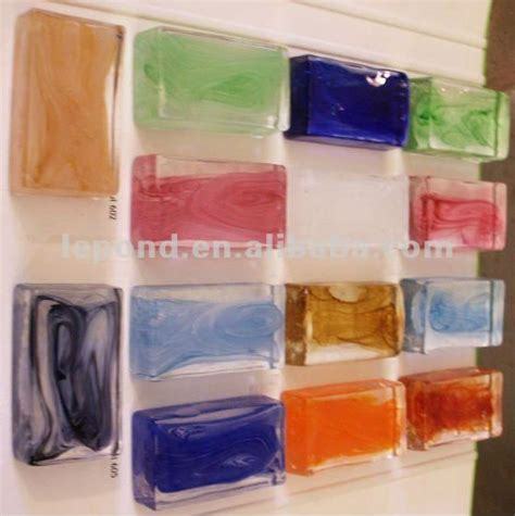 decorative glass bricks solid glass brick for bar buy solid glass brick for bar