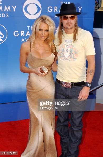 Kid Rock Was Of The Year While Pam Partied by The 44th Annual Grammy Awards Getty Images