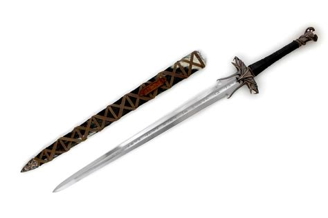 Of Swords the warmonger barbarian sword battle ready sword