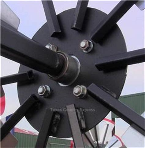 list of blade materials 38 quot windmill kit galvanized steel blades material