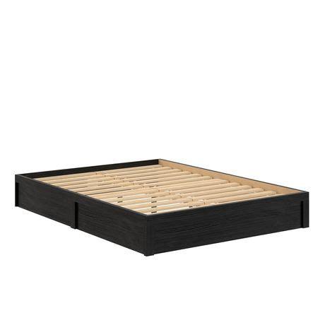 Walmart Canada Bed Frames Platform Bed Frame Espresso Walmart Canada