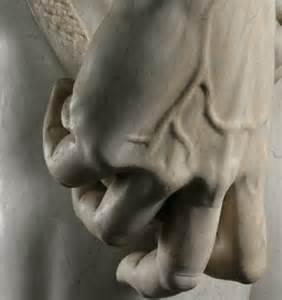 Michelangelo David Sculpture Breaking News Politics Michelangelo S David Holding