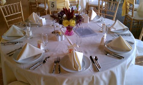simple table setting wedding table setting allstardjsco