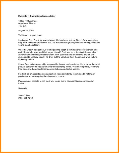 Reference Letter For Friend For Immigration Sle 8 immigration letters for a friend manager resume