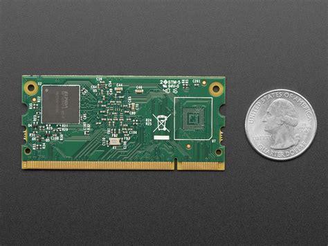 raspberry pi module raspberry pi compute module 3 lite id 3441 29 95