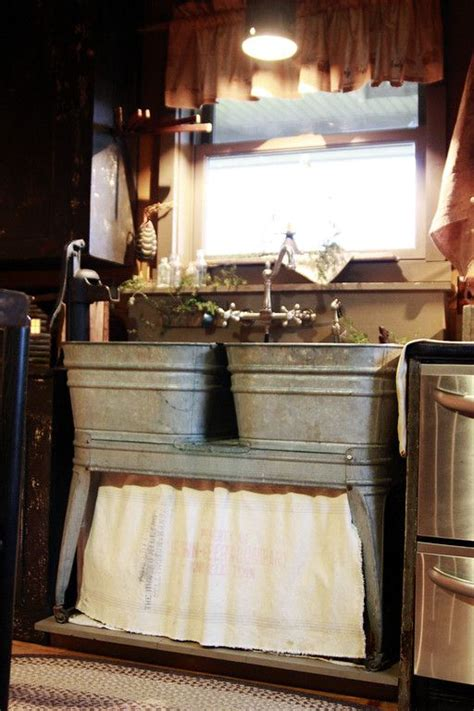 Wash Tub Sink by 49 Best Images About Galvanized Wash Tubs On