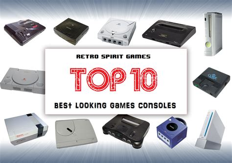 best retro console retro spirit top 10 best looking consoles