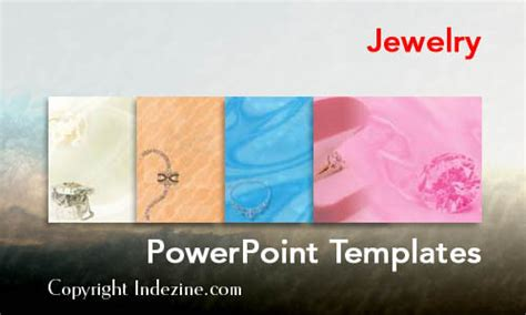 powerpoint templates jewellery jewelry powerpoint templates