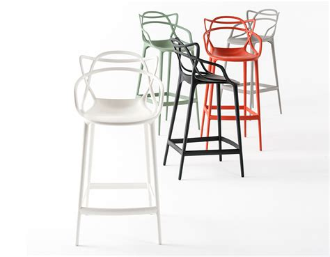 kartell style bar stools philippe starck bar stools outstanding modway style