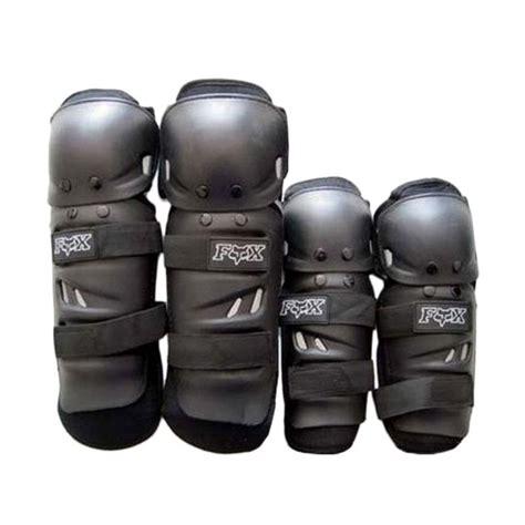 Pelindung Lutut Fox jual fox deker protektor pelindung lutut dan kaki