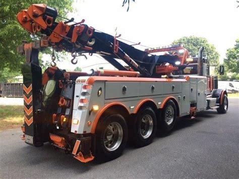 Galerry heavy duty rotator wrecker