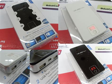 Harga Power Bank Channel Ori power bank vivis power bank vivis ori