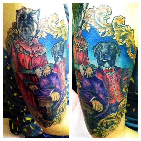 tattoo greensboro nc completed portrait by emily in