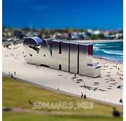 Preview Of Bondi Beach For Name Sahil