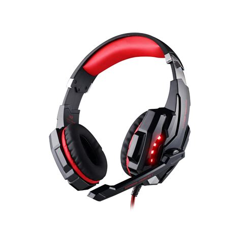 Headset Gaming Imperion G40 Led Light kotion each g9000 3 5mm gaming headphone headset earphone headband with microphone led