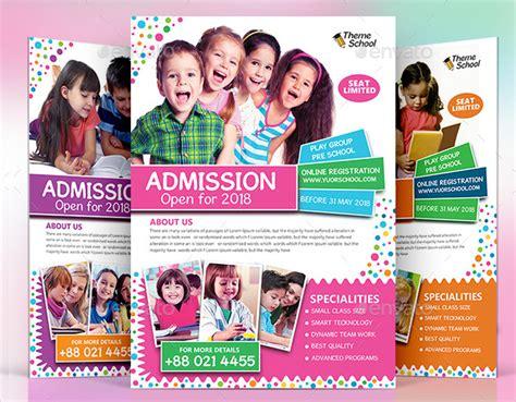 23 School Flyer Templates Free Premium Download Free School Flyer Templates