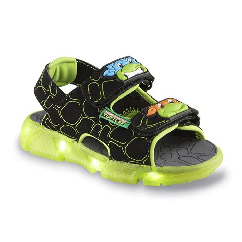 Turtle Light Up Shoes by Nickelodeon Toddler Boy S Mutant Turtles