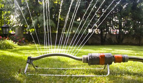 water sprinkler irrigation is grass greener on the other side buildipedia