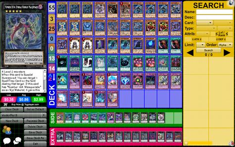 yugioh zexal decks my rei vector shingetsu shadows yu gi oh by