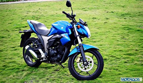 Suzuki Gixxer 10 000 Units Of Suzuki Gixxer Sold In October 2015