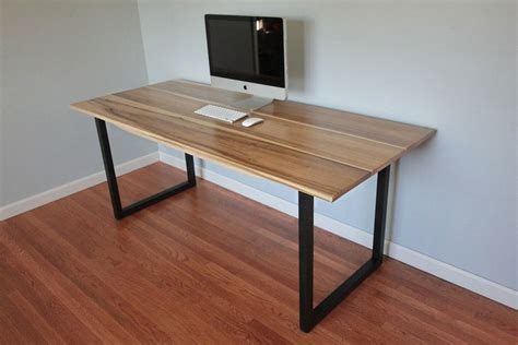 Ikea Console 1604 by Minimalist Modern Industrial Office Desk Or Dining Table