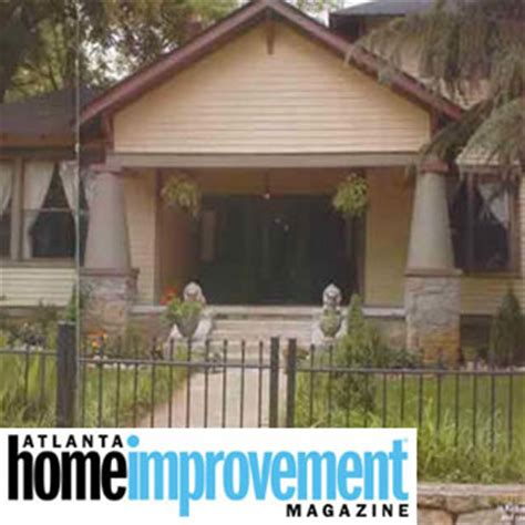 atlanta home improvement magazine july 2003 kara o