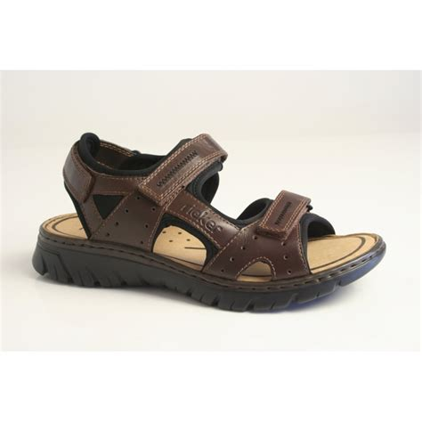 rugged sandals rieker rieker s sandal with lightweight yet rugged sole rieker from nicholas thomson uk