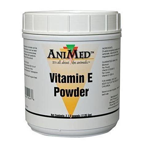 vitamin e supplement for horses vitamin e supplement powder from animed jeffers pet