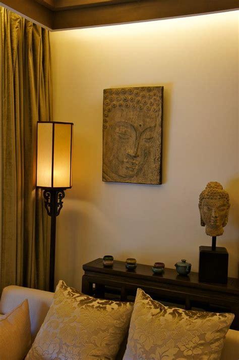 buddha in living room 25 asian living room design ideas decoration