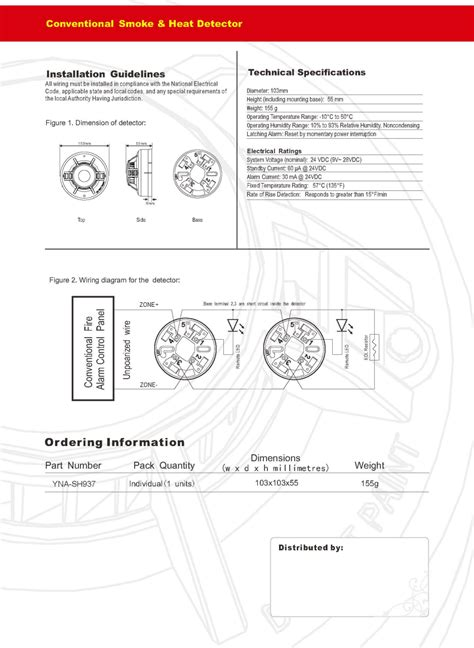 conventional smoke detector wiring diagram fitfathers me