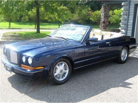 bentley azure for sale 1996 bentley azure for sale classiccars com cc 362216