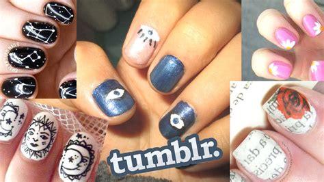 imagenes d uñas pintadas 5 ideas de u 241 as tumblr youtube
