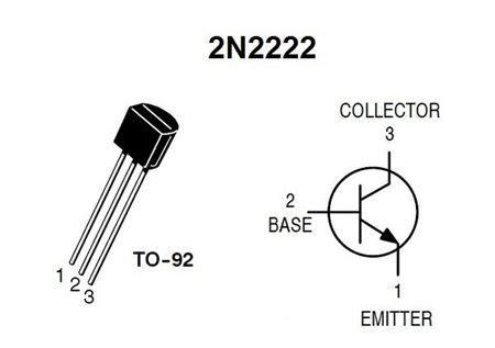 image result   transistor pins electronics