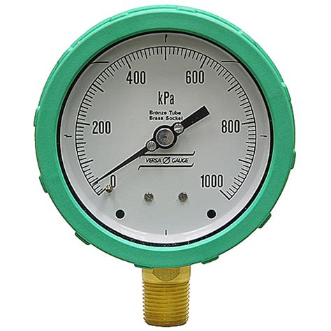 Vacuum Kpa 1000 Kpa 4 Lm 10 Kpa Graduation Pressure