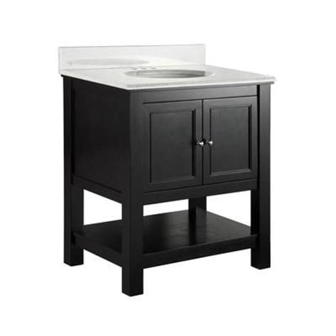 Home Depot Bathroom Vanities Canada by Foremost International Gazette 31 Inch Vanity Combo Gaea3122cw Home Depot Canada 349 00