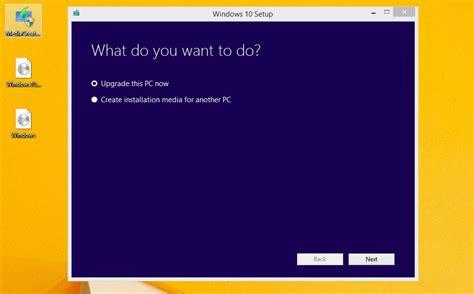 install windows 10 with media creation tool windows 10 media creation tool