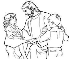 jesus loves me coloring page lds bible clip on pinterest 71 pins