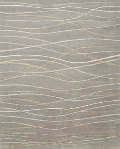 Silver Shag Rug Modern Rug Collection Miami Contemporary Rugs Other